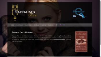 Sapnaras Furs, Quality Greek Furs