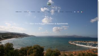 Blue Sea Kalyves Rooms & Apartments, Chania, Crete