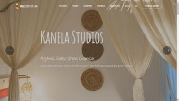 Kanela Studios, Alykes, Zakynthos